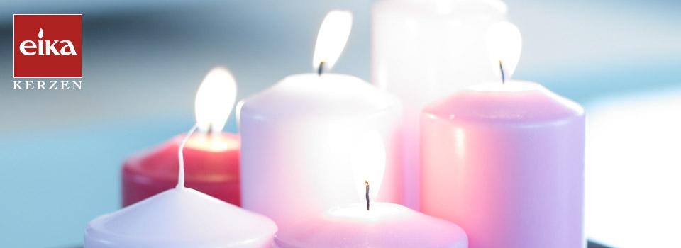 Eika Kerzen.Homepage Eika Kerzenmanufaktur